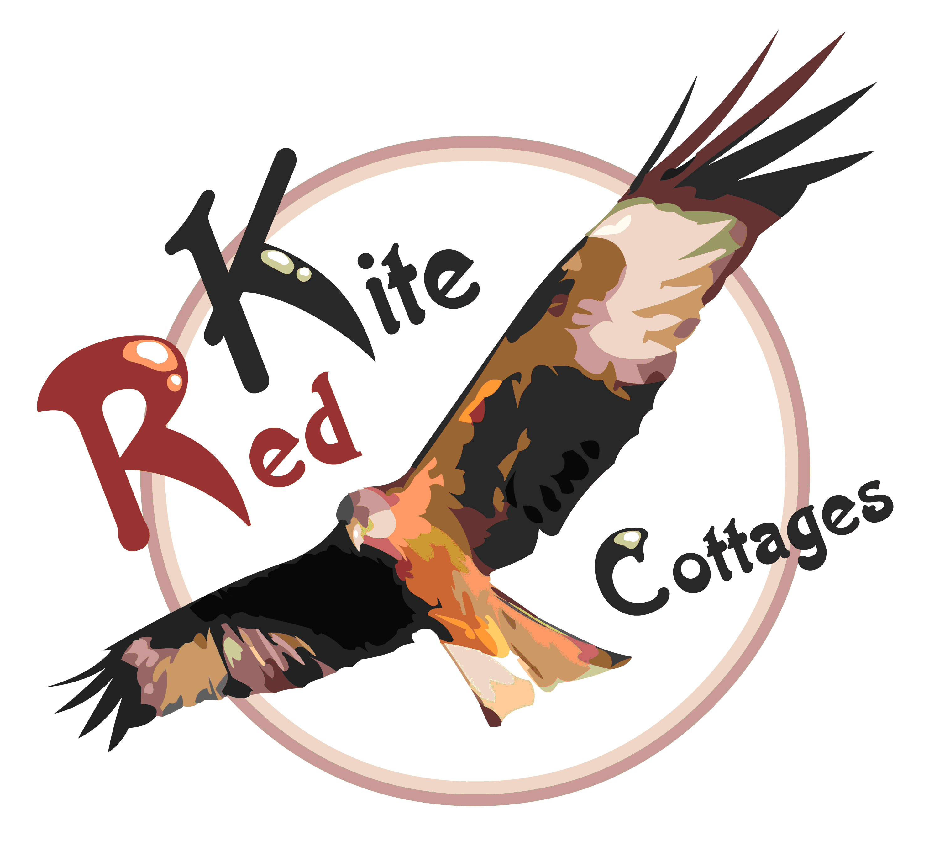 Red Kite Cottages Logo